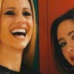 Aurora Ramazzotti and Michelle Hunziker duet and enchant everyone