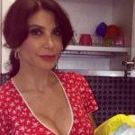 """Carmen Di Pietro: """"I spend 5 euros for the holidays"""" and Nina Moric attacks"""