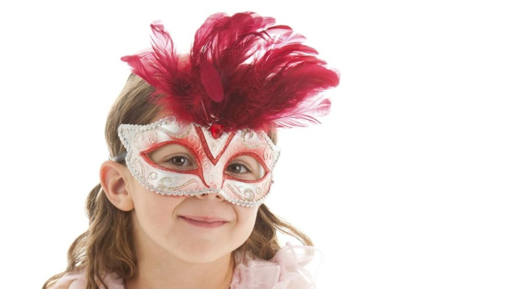 Carnival masks and costumes