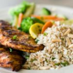 Chicken and rice diet: you lose 5 pounds quickly