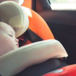 Children in cars: tips for a peaceful summer