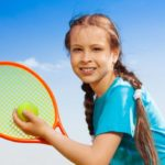 Children: the right age to start playing tennis
