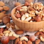 Cholesterol, the dried fruit used to lower it