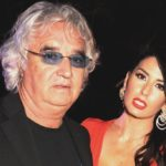 Elisabetta Gregoraci single, the comment (that displaces) of Briatore