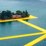 Floating Piers: visit it safely with children