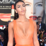 Giulia Salemi: hot crack at the Venice Film Festival. You justify yourself like this