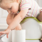 How to switch from diaper to potty