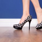 How to wear high heels without problems