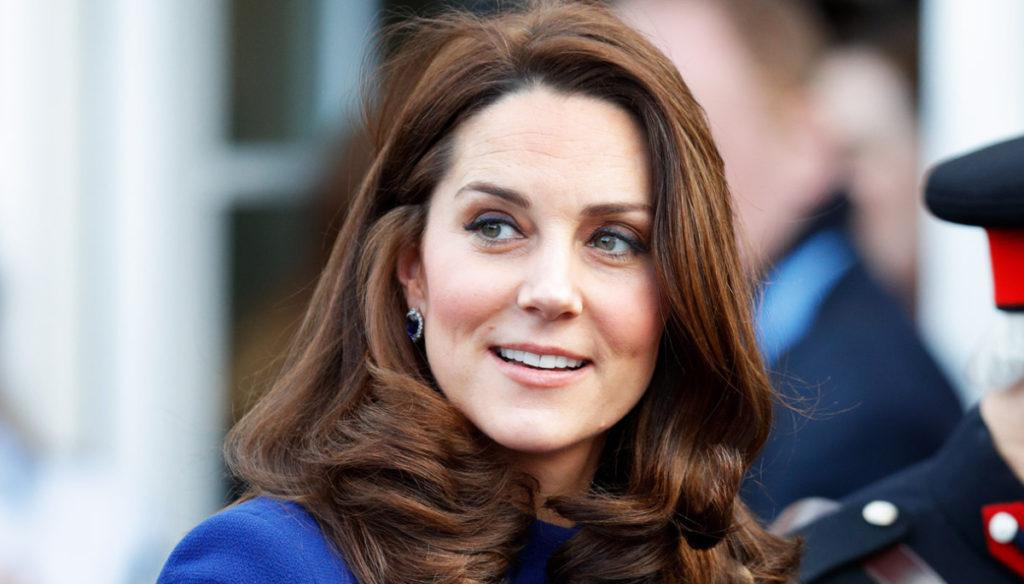 Kate Middleton gave birth: Louis Arthur Charles was born