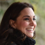 Kate Middleton is back: visit to the forest school in a thermal jacket and boots