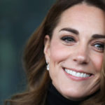 Kate Middleton, the reassuring attitude to manage the crowd