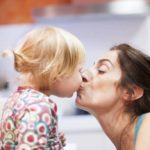 Kissing children on the mouth is a normal demonstration of affection