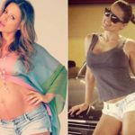 Lola Ponce, perfect physique in pregnancy and after childbirth