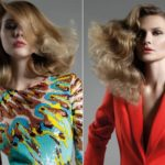 Long hair: cuts and hairstyles for S / S 2014