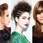 Long hair: original hairstyles for hair that do not go unnoticed
