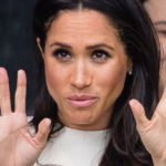 Meghan Markle, because he can't eat his favorite food since he is Duchess