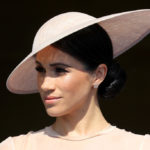 Meghan Markle, first public release after the wedding. It is identical to Kate