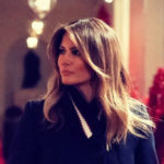 Melania Trump, the gorgeous Christmas decorations do not convince