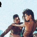Melissa Satta and Kevin Prince Boateng hot on GQ