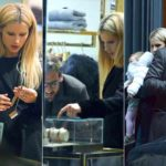Michelle Hunziker and Tomaso are looking for the perfect gift for Aurora's 18 years