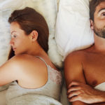 Mistakes not to be made when sharing the bed with the partner