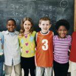 Multi-ethnic class: better to change school?