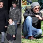Nek and Niccolò Fabi: have you ever seen them as a tender dad? here they are
