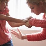 Spanking children are bad: they make them aggressive