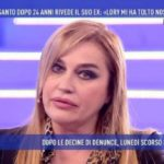 Sunday Live: Lory Del Santo compared with Devin's father after 24 years