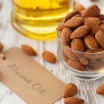 Sweet almond oil, multiple uses