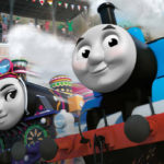 The Thomas Train and the great cinema race: DiLei gives you tickets