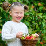 The school that teaches children to do the vegetable garden