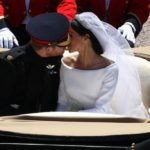 The secret kiss of Meghan and Harry, here is the behind the scenes of the Royal Wedding