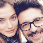 The wife disappears, he finds her (thanks to Instagram) model in New York
