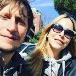 Who is Simone Gianlorenzi, husband of Stefania Orlando