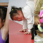 China, pre-Olympics children's torture training