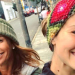 Cristina Parodi in Peru with her daughter Benedetta: the message on Instagram