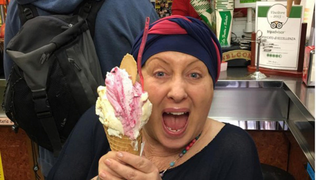 Dancing with the Stars: Carolyn Smith takes off her turban