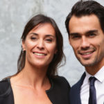 Flavia Pennetta is pregnant. She and Fabio Fognini will become parents in the spring