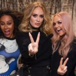 Adele unleashed at the Spice Girls concert: rehearsals on Instagram