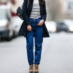 Mom jeans: how to wear them and to whom they look good