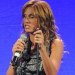 """Annalisa Minetti responds to the accusations: """"Am I false blind?"""""""