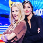 Michelle Hunziker, Belen Rodriguez envious of the dog Lilly