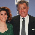 Who is Elena Monorchio, Luca Barbareschi's partner