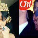 Rihanna: the new album Anti comes out (and kisses Leo)