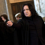 Snape, here's Rowling's never-disclosed secret