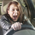 Accidents on the journey from home to work: more women victims