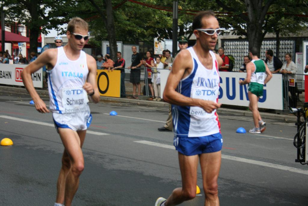 Alex Schwazer, athlete: biography and curiosities