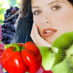 Anti-wrinkle, nothing but creams. Here is the anti aging skin diet