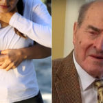 At 96, Dr. Heimlich rescues a woman from suffocation
